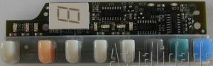 Painel Operador Hp PSC 1315 - Q1647-60003