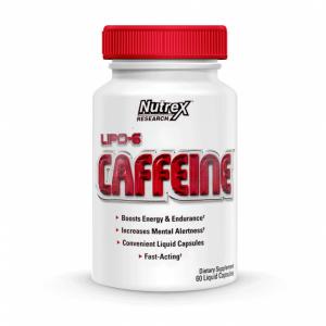 Lipo 6 Caffeine (60 Caps) - Nutrex