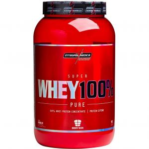 Super Whey 100% Pure(900g) - IntegralMedica