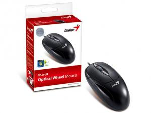 Mouse Genius Xscroll Optical Wheel 800 DPI PS/2