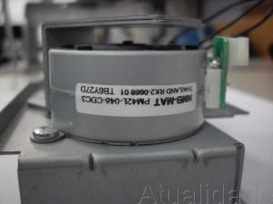 Motor Tracionador Hp 2600n C/ Solenoide