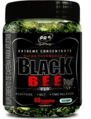 Black Bee (60caps) - Probi�tica