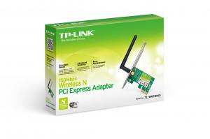 Adaptador PCI Express Wireless 150Mbps TL-WN781ND