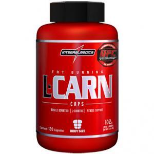 L-Carn (120 Caps) - IntegralM�dica