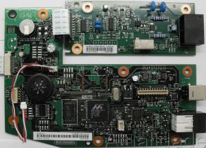 Placa L�gica Hp M1212NF + Placa Fax Modem - �tima Pe�a!