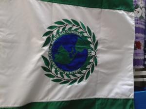 bandeiras oficiais bordadas
