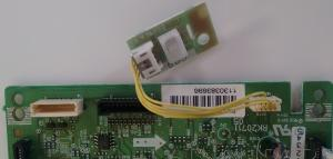 Placa DC Controller HP 2600 Color