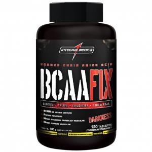 Bcaa Fix Darkness (120 Tablets) - IntegralMedica