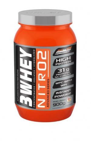3 Whey Nitr02 (900g) - New Millen