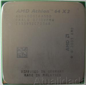 Processador Athlon 64 X2 2.1ghz (ADO4000IAA5DD)