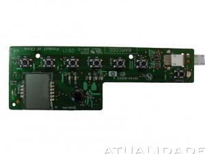 Painel de Controle Impressora HP F4480 - CB745-80002