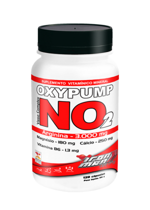 Oxy Pump No2 (120 caps) - New Millen