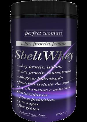 Sbelt Whey Perfect Woman (900g) - New Millen
