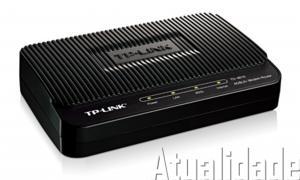 Modem Roteador ADSL2+ TD-8816