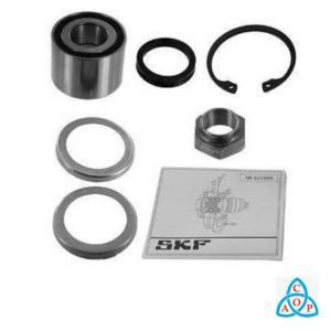 Rolamento de Roda Dianteiro Citroen XSara - Peugeot 106/205/306 - Unidade - VKBA961 - Skf