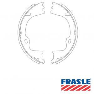 Jogo de Sapata de Freio Ford F-250 - FD151CP - Frasle
