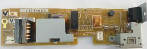 Placa Fonte HP CP1215 - RM1-4776