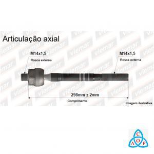 Articulação Axial Ford New Fiesta/New Ká - 680409 - Unidade - Viemar