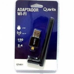 Adaptador Wi-Fi Quanta Vga