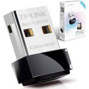 Nano Adaptador USB Wireless N150Mbps TL-WN725N