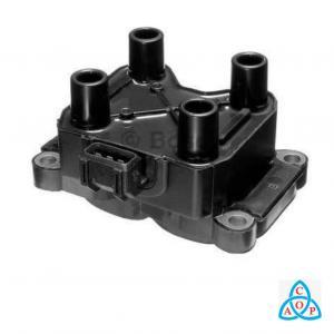 Bobina de Ignição Vw Gol/Parati/Saveiro - 3 Pinos - Unidade - F000ZS0213 - Bosch