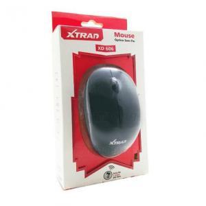 Mouse Optico Sem Fio XD 606