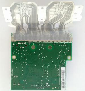 PLACA CONTROLADORA DOS CARTUCHOS HP C9017-80041