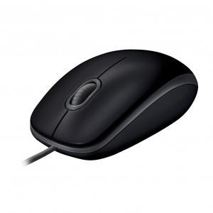 Mouse Logitech M110 Clique Silencioso Preto