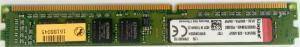 4GB Module - DDR3 1333MHz KVR13N9S8/4 4GB 1Rx8 512M x 64-Bit PC3-10600 CL9 240-Pin DIMM