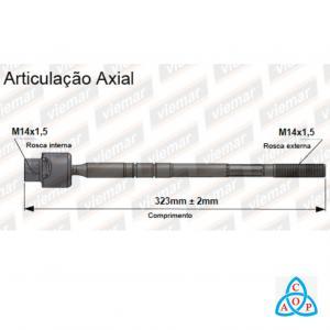 Articulação Axial Gm Corsa/Montana/Celta/Prisma - 680067 - Unidade - Viemar