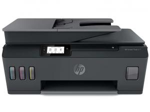 IMPRESSORA MULTIFUNCIONAL JATO DE TINTA COLOR HP SMART TANK 617 IMP/COPIA/DIG/FAX/ADF WIFI 22PPM