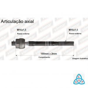Articulação Axial Hyundai ix35/Sportage 2010 em diante - 680530 - Unidade - Viemar