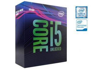 Processador Core I5-9600K LGA 1151 3.7GHZ 9MB Cache 9TH Gen (sem vídeo)