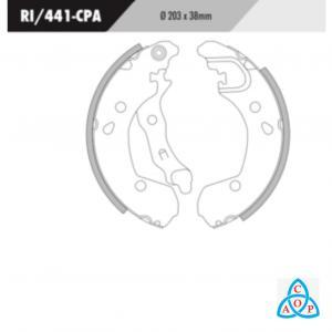 Jogo de Sapata de Freio Nissan March, Versa - NI441CPA - Frasle