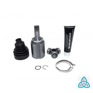 Kit Tulipa + Trizeta Cobalt/Onix/Prisma/Spin 30x22 Automático Direito - Kit - 5466100 - Axios