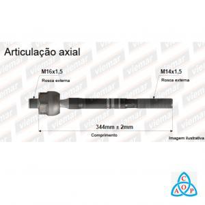 Articulação Axial Gm Vectra-Daewoo Nubira - 680064 - Unidade - Viemar