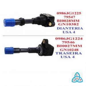 Bobina de Ignição Honda Fit/New Fit 1.4 8v - Unidade - 0986JG1224 - Bosch