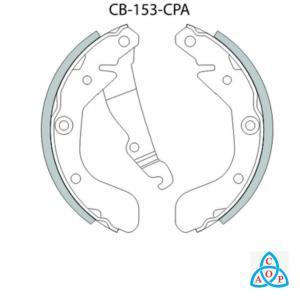 Jogo de Sapata de Freio Gm Cobalt, Sonic - CB153CPA - Frasle