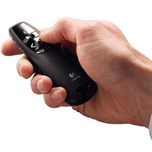 Apresentador Wireless R400 Logitech Preto