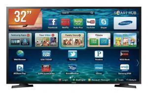 TV 32 SAMSUNG LED HD SMART TV MODO HOTEL - HG32NE595