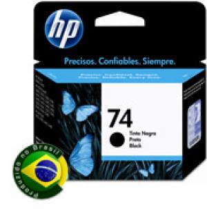CARTUCHO DE TINTA HP SUPRIMENTOS CB335WB HP 74 PRETO 5,5ML