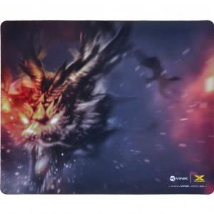 Mouse Pad VX Gamer Fire Dragon Vinik