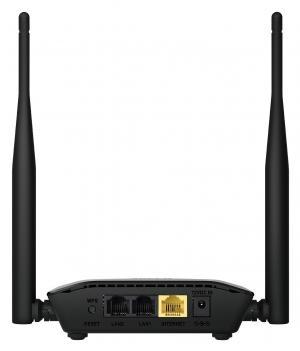 Roteador Wireless 300Mbps DIR-611 Preto D-LINK