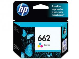 CARTUCHO DE TINTA HP SUPRIMENTOS CZ104AB HP 662 TRI-COLOR 2,0 ML
