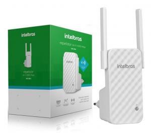 Repetidor Wi-Fi N300 Mbps IWE 3001 INTELBRAS