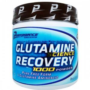 Glutamine Science Recovery 1000 Powder (300g) - Performance Nutrition