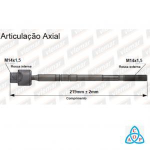 Articulação Axial Fiat Elba/Fiorino/Prêmio/Uno - 680003 - Unidade -Viemar