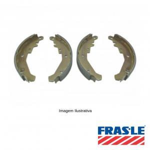 Jogo de Sapata de Freio Nissan Frontier 2.5 2.8 2001 em diante - NI175CP - Frasle