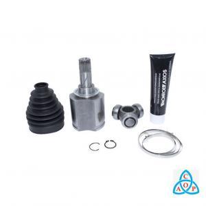 Kit Tulipa + Trizeta Gm Onix 1.4 Mecânico 2013 até 2016 Direito 22x22 - Kit - 5466098 - Axios