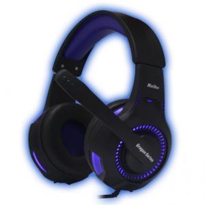 Fone de Ouvido Kolke Gaming Spartan KGA-161 - Com Microfone